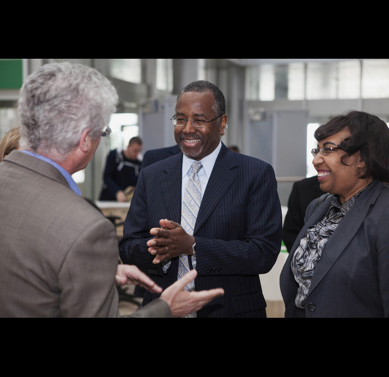 Potential Presidential Candidate, Dr. Ben Carson On Social Security, Glass-Steagall, And Taxes